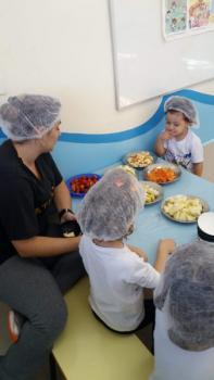Salada de Frutas - Maternal II
