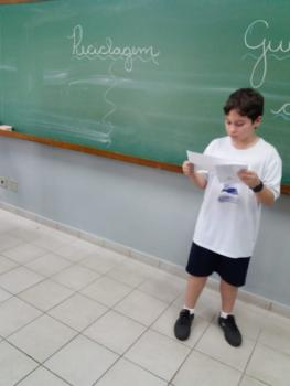 Texto Instrucional - 5º ano B