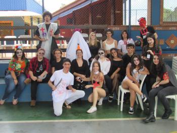 Halloween - ensino fund. II e Ensino Médio
