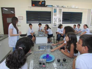 Laboratório - 5 anos