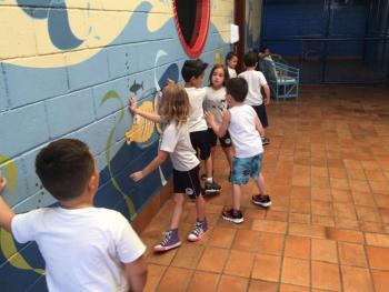 Lanche comunitário - Educação Infantil