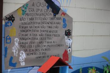 1º Sarau Literário 2019 - Ed. Infantil e do Ensino Fund. I Integral