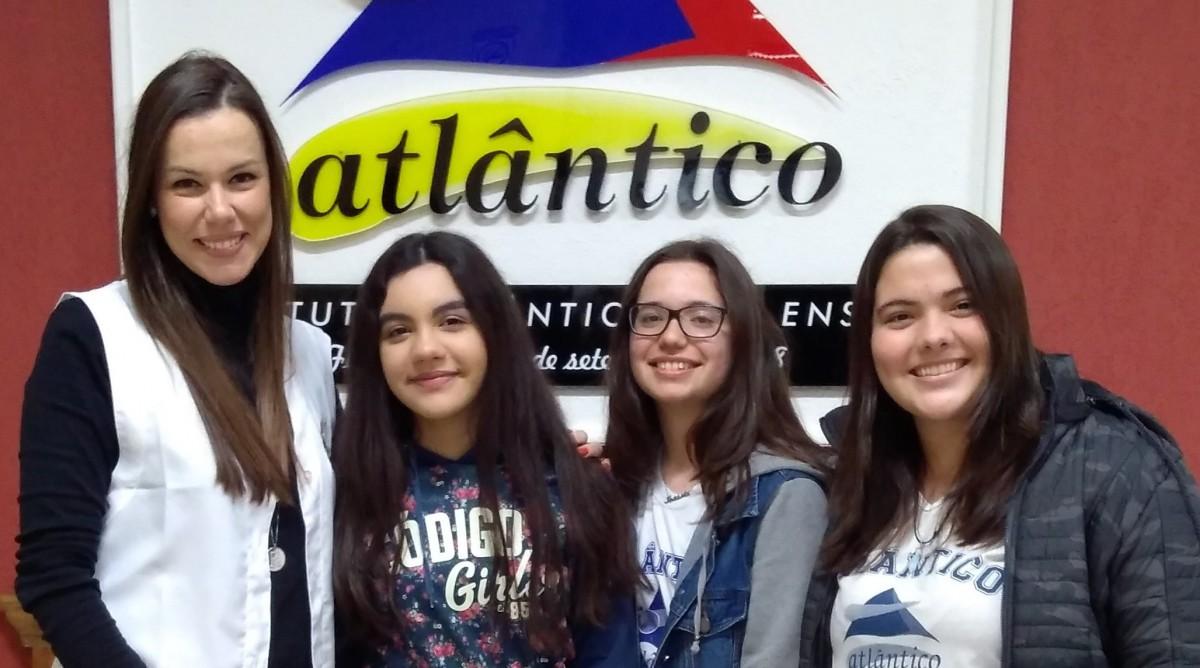 ALUNOS PRÉ-SELECIONADOS PARA AS OLIMPÍADAS INTERNACIONAIS DE ASTRONOMIA 2020 - OBA